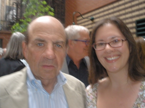 Calvin Trillin at GVHPS Awards